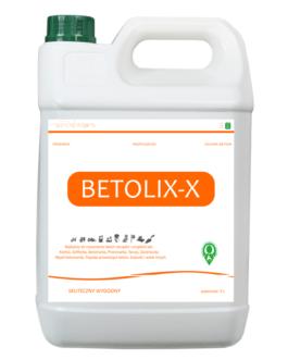 Betolix-X 5 litrów (przesyłka gratis)