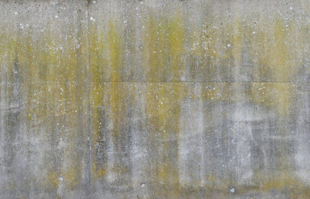 Jak pozbyć się przebarwień na betonowej powierzchni