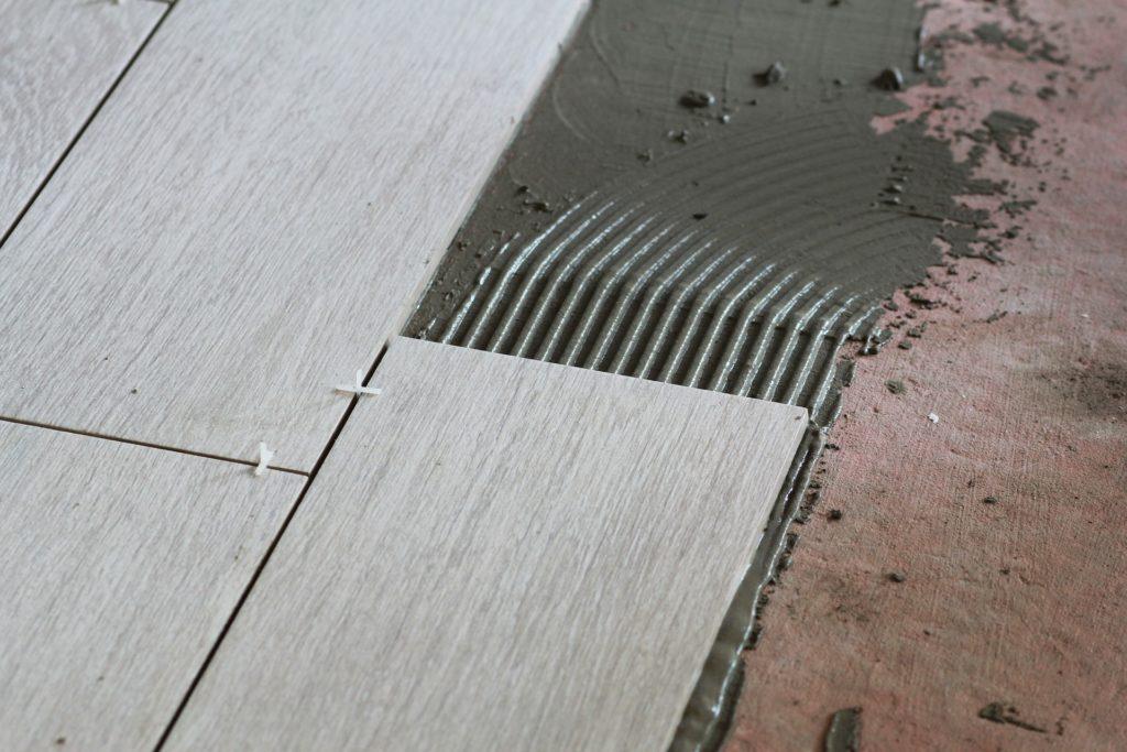Usuń zasłonę cementową